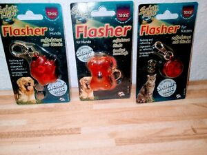 Trixie Light Attachment, Flasher, Blinkie, Reflects And Blinks, Dog Or Cat