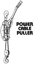 4 Ton Cable Puller Come Along