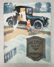 1916 Buick Sales Catalog