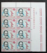 EUROPA Timbre ITALIE / ITALY Stamp - Yvert et Tellier n°1574 x8 n** (Y3)