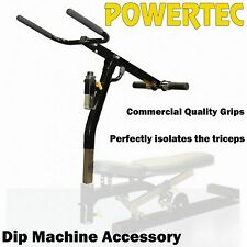 POWERTEC Dip Machine Accessory WB-DMA16 Tricep Chest Gym Training