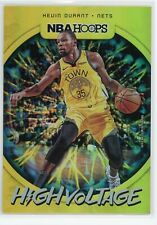 2019-20 Panini Hoops HIGH VOLTAGE Kevin Durant #3 MINT