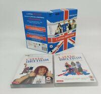 Little Britain - Series 1 And 2 (DVD, 2005, 4-Disc Set, Box Set) Cardboard Sleev