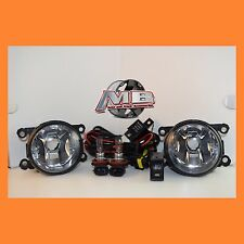 Subaru Impreza Fog Lamp Kit Clear 2012 2013 2014 wiring switch bulbs fit 12-14