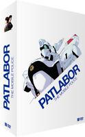 ★Patlabor : The Mobile Police★ Intégrale TV - Coffret 10 DVD