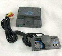 [TESTED] PC Engine Core Grafx Game Console w/ Pad