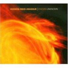 Reid, Vernon & Masque - Known Unknown (Living Color) CD NEU OVP