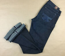 AMERICAN EAGLE Womens Real Flare JAPANESE SELVEDGE Jeans Tag 6 R  Actual 30x31