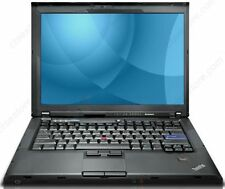 Lenovo ThinkPad T400 Intel Core 2 Duo 4 GB Ram 160GB HDD Windows 7 Laptop Webcam