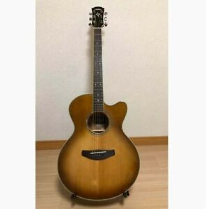YAMAHA CPX700II SDB Acoustic Electric Guitar Mint Condition F/S