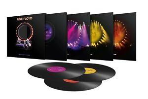 Pink Floyd DELICATE SOUND OF THUNDER (BOX SET, REMIXED EDT) 180g New Vinyl 3 LP