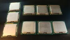 LOTTO CPU 775 1156 1155 CORE DUO i3 DUAL CORE X2 SOCKET LGA PROCESSORE LOT