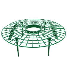 7Penn Strawberry Plant Support Tray - 10Pk Garden Plant Holder Elevating Trays