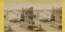Nice Eglise orthodoxe russe Russie Vintage stereo stereoview
