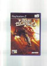 FIREBLADE - AIR COMBAT SHOOTER PLAYSTATION PS2 GAME - ORIGINAL & COMPLETE - VGC