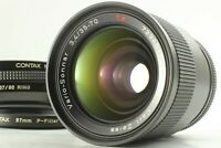 【NEAR MINT+++ w/ Hood】 Contax Carl Zeiss Vario Sonnar T* 35-70mm f3.4 MMJ JAPAN