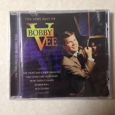 VEE, BOBBY - VERY BEST OF - BRAND NEW CD
