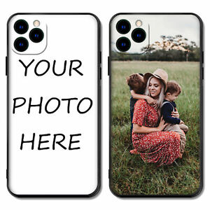 Personalised TPU Silicone Phone Case Cover Custom For Apple iPhone 11 12 13 iPod