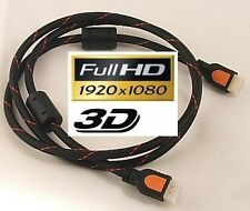 Premium Quality High Speed 3M HDMI v1.4b + Ethernet++
