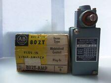 New Allen Bradley 802T-AMP Oiltight Limit Switch Series D NIB