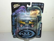 halo 2 micro series the hog gold johnny lightning rc2 figure new diecast vehicle