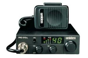 Uniden PRO510XL 40 Channel Compact Mobile CB Radio
