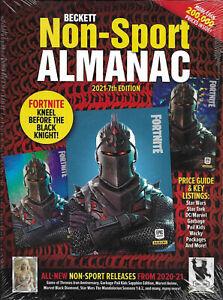 Beckett Non Sport Almanac 2021 7th Edition