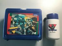 Robocop 1989 Orion Pictures Thermos Lunchbox Complete Nice!