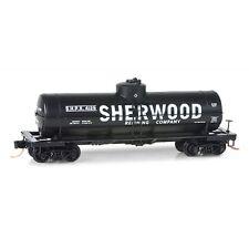 Micro-Trains MTL N OIL TANKER SERIES # 4 Sherwood 39' Dome Rd# 4129 06500760