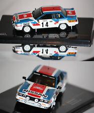 Ixo Nissan 240 RS Rallye Monte Carlo 1984 T. Kaby 1/43 RAM131