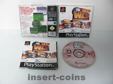 WLS World League Soccer 98   -   Playstation 1 / PS1 / PSX / Pal / S14