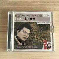 Luigi Tenco_Ho Capito Che Ti Amo / Vedrai, Vedrai_2 CD Album_Fuori Catalogo RARO