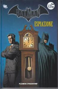 Batman La Leggenda ESPIAZIONE  DeAgostini n°24 serie platino nuovo