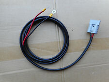 10 METER CARAVAN/CAMPER TRAILER CHARGING KIT ANDERSON PLUG 8M LUGS READY TO USE