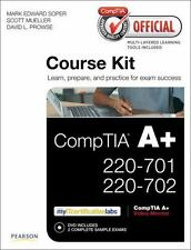 CompTIA Official Academic Course Kit: CompTIA A+ 220-701 and 220-702