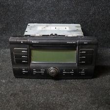 SKODA OCTAVIA Radio CD Player Head Unit MK2 1Z0035161C 2010