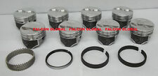 Federal Mogul TRW H660CP 020 pistons + MOLY rings 327 Chevy set of 8