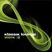 Klassik Lounge Werk 8 DJ Jondal 2CDs 2009 Club des Belugas Gelka