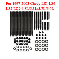 Cylinder Head Stud Kit For 97-03 Chevy LS1 LS6 LS2 LQ9 4.8L/5.3L/5.7L/6.0L 33380