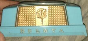Vintage 1960's Bulova Wrist Watch Miss America Display Box Case Only