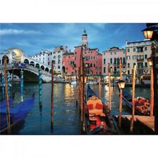 Puzzle DToys 1000 Teile - Bei Nacht - Italien: Venedig (8898)