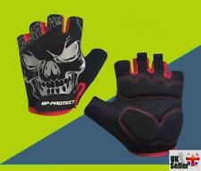 BPProtect Half Finger, Silicone Gel Cycling Gloves