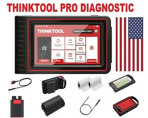 LAUNCH THINKTOOL OBD2 PRO Diagnostic Auto Scanner All System Special Functions