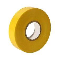 Amarillo Cinta Aislante De 19mm X 20m