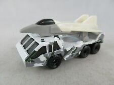 Matchbox Rocket Transporter white camo