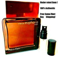 Euphoria Intense Calvin Klein - 5ml/10ml Decant- 5ml/10ml Glass Atomizer- SAMPLE