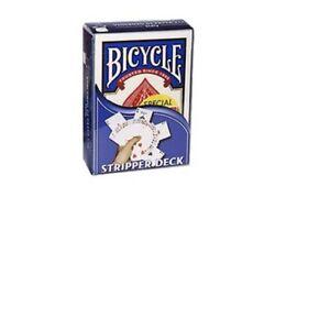 Bicycle Stripper Deck - Spielkarten für Magier, Kartentricks