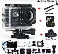 New Action Camera 1080P HD 30m Wifi Extreme Bicycle DV Waterproof Sports Camera