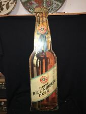 "1940's 34"" Pabst Blue Ribbon Beer Sign"