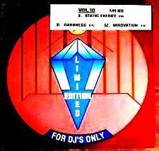 "12"" - Unknown Artist - Volume 10 (HARD HOUSE) NUEVO - NEW, STOCK STORE"